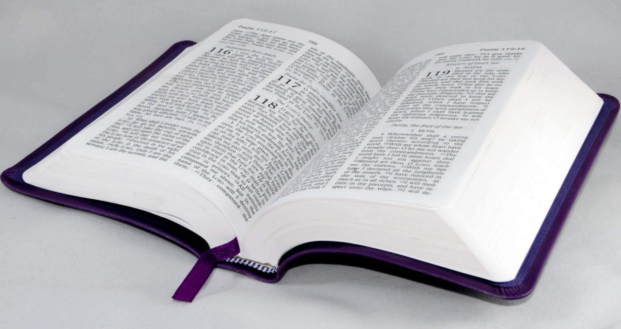 Visión general del Nuevo Testamento